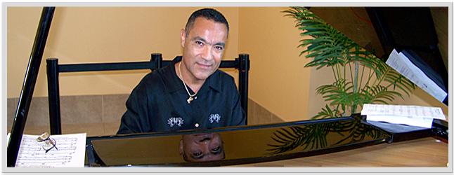 Music Teacher Robert Navarro